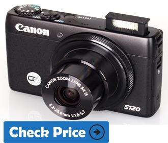 Canon S120 cheap vlogging camera