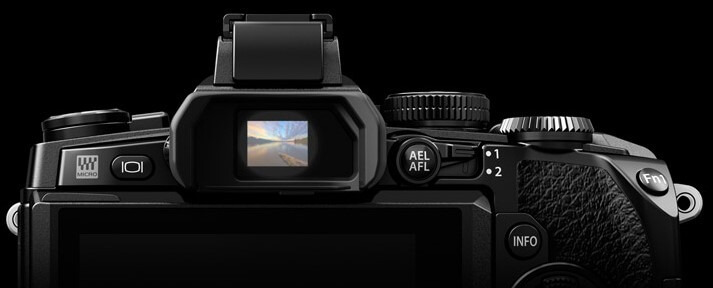 Electronic View Finder (EVF)