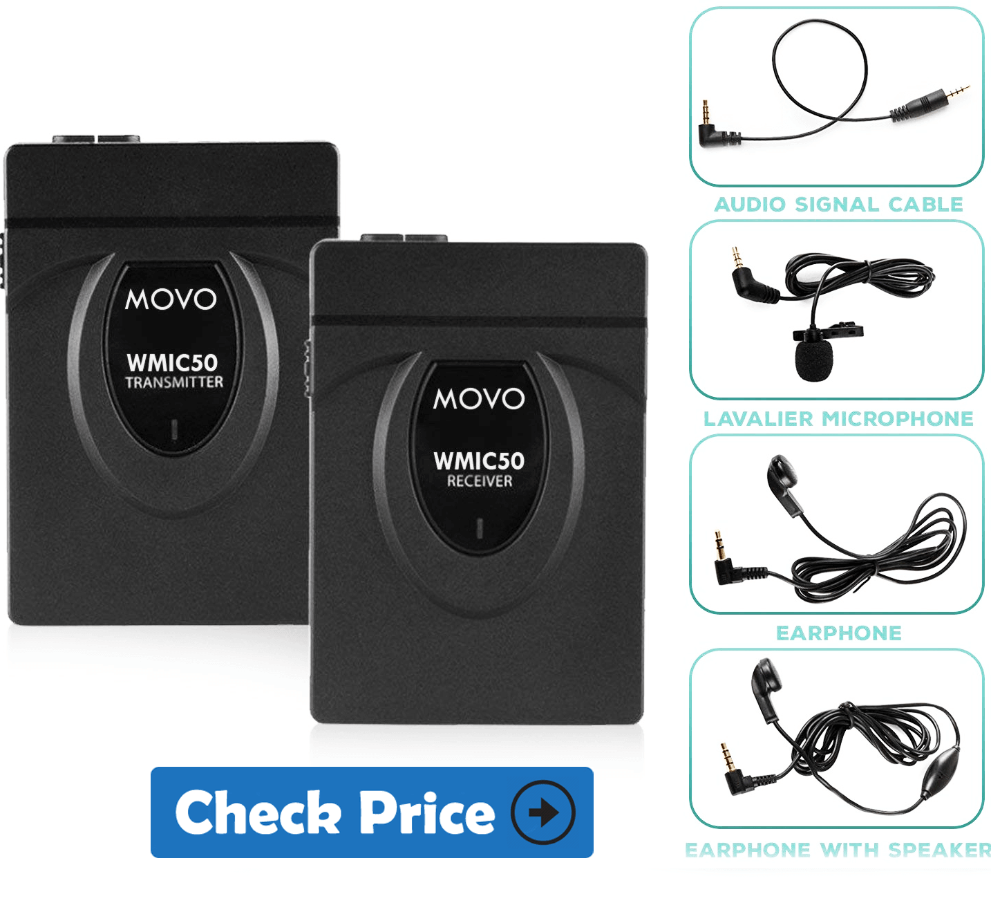 Movo WMIC50 review