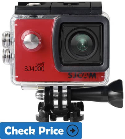 Sports camera SJ4000 review