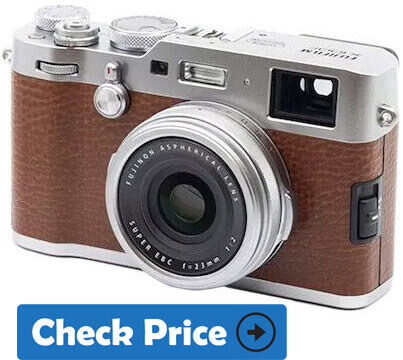 Fujifilm X100F best compact camera for photographers