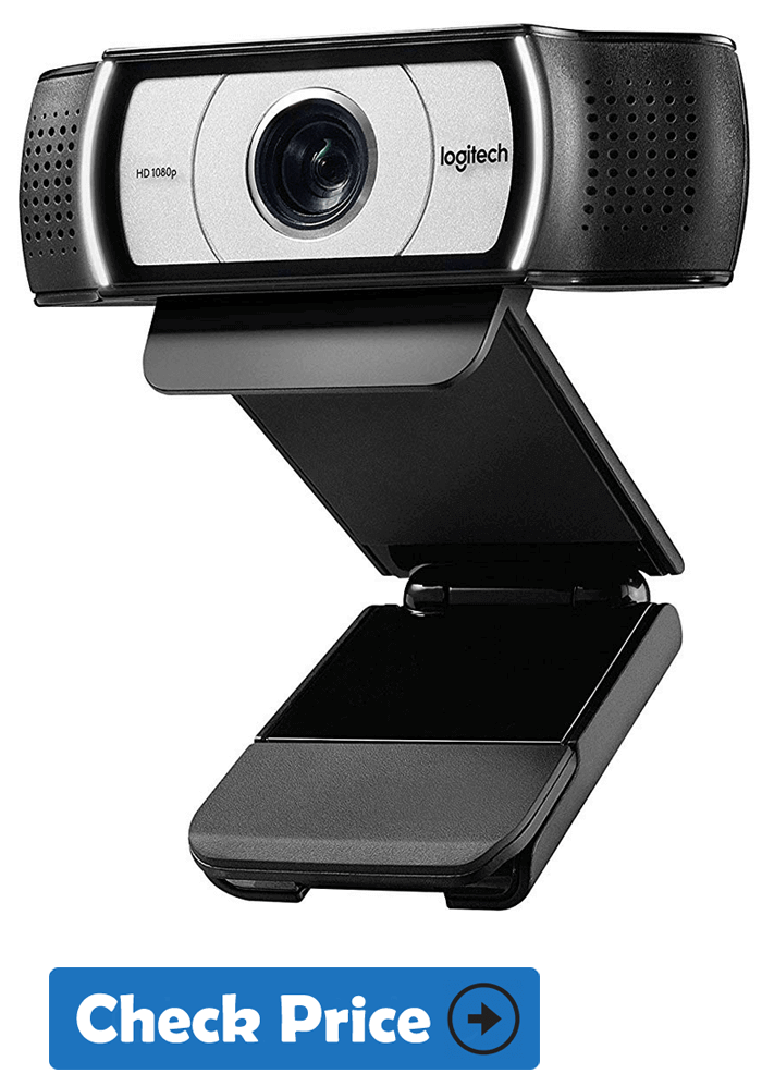 Logitech C930e camera for youtube