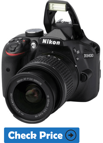 Nikon D3500 best camera for photographer