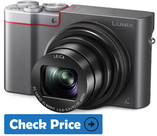 Panasonic Lumix DMC- TZ100 camera for professional photographers