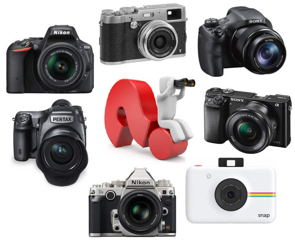 Type of Cameras
