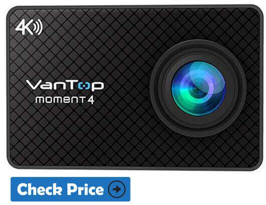 VanTop Moment camera under 100 dollars