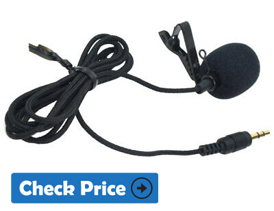 Vidpro XM-G10 cheap Lavalier Microphones