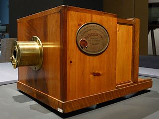 WHAT WAS THE FIRST CAMERA