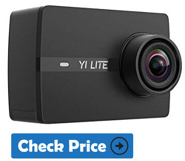YI Lite 4K best action Camera