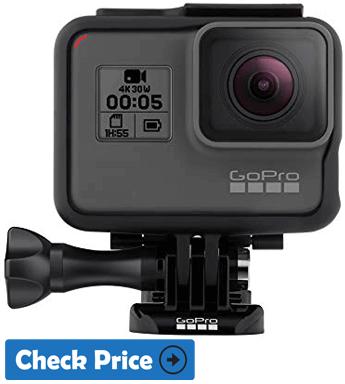 go pro hero5 action camera for vlogging