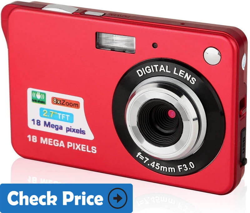 best digital camera under 50