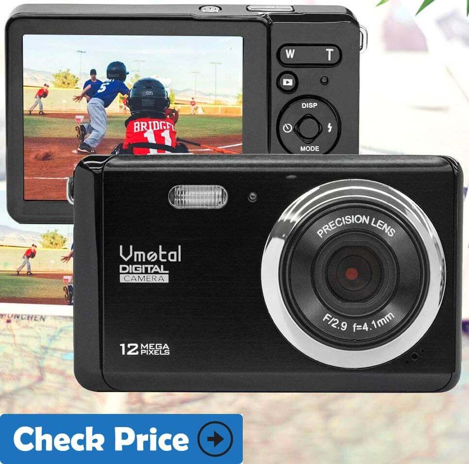 Vmotal HD Mini Digital Camera