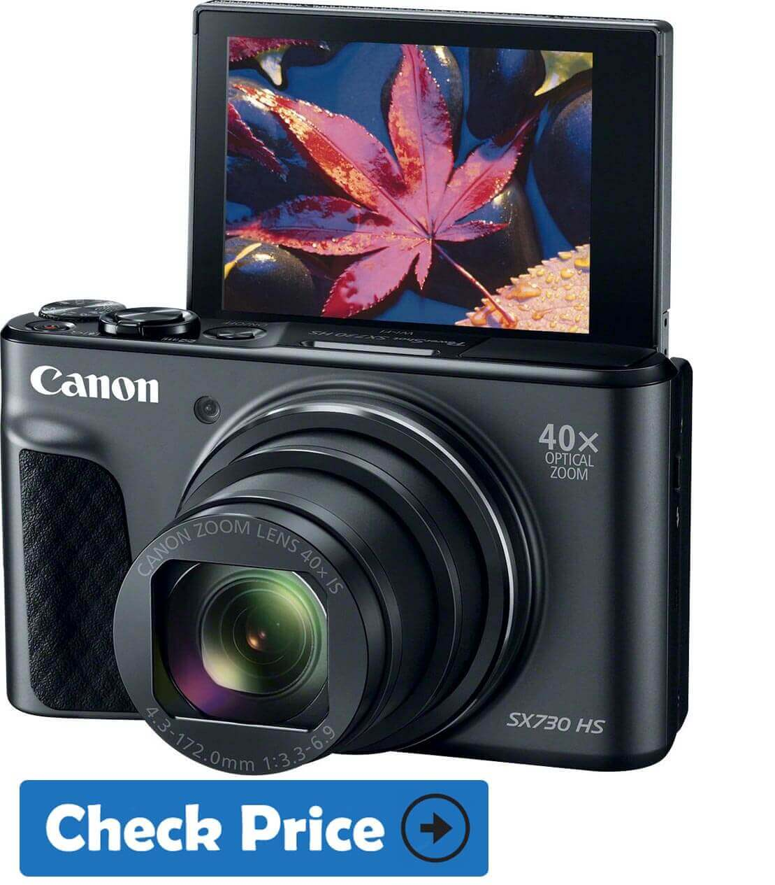 point and shoot camera under 300