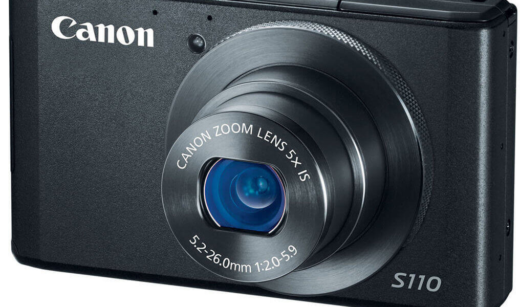 Canon Powershot S110 vlogging camera under 200