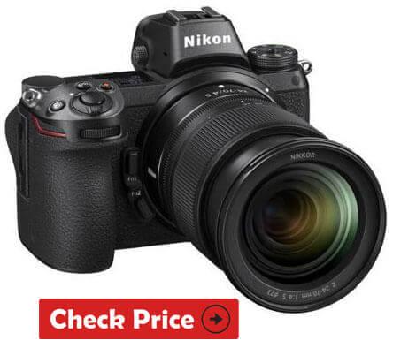 Nikon Z6 camera for black friday