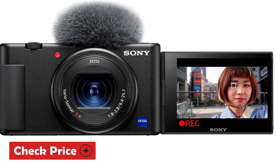 Sony - ZV-1 20 camera black friday deals