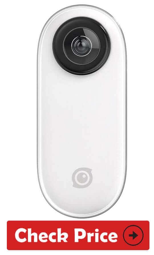 Insta360 GO camera under 200