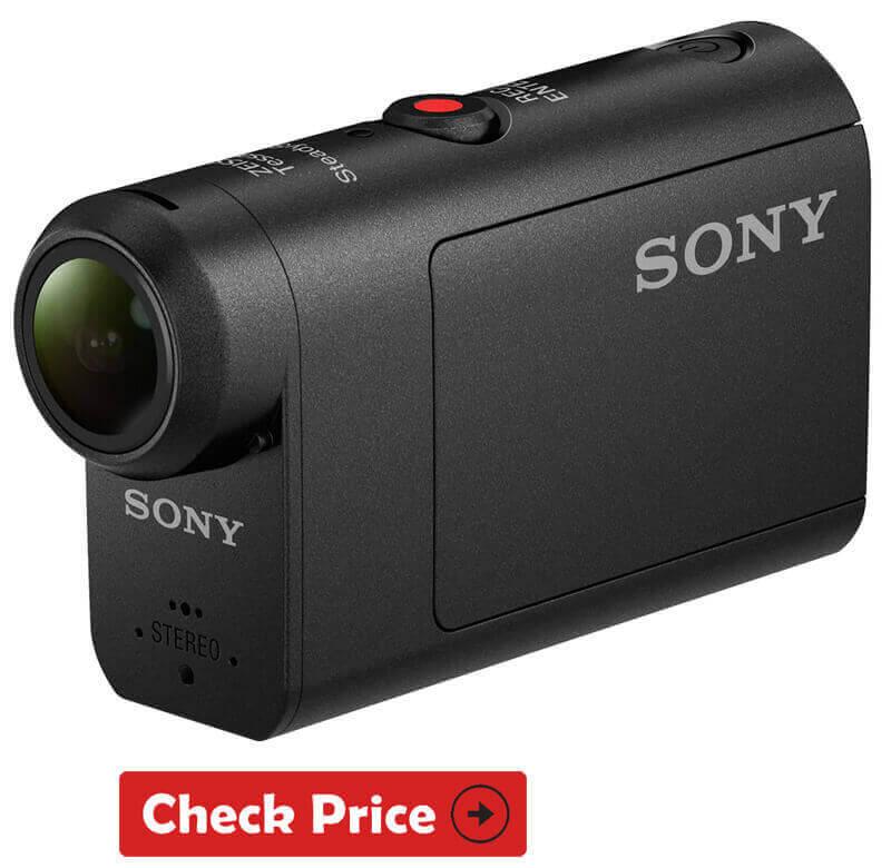 Sony HDRAS50 action camera under 200