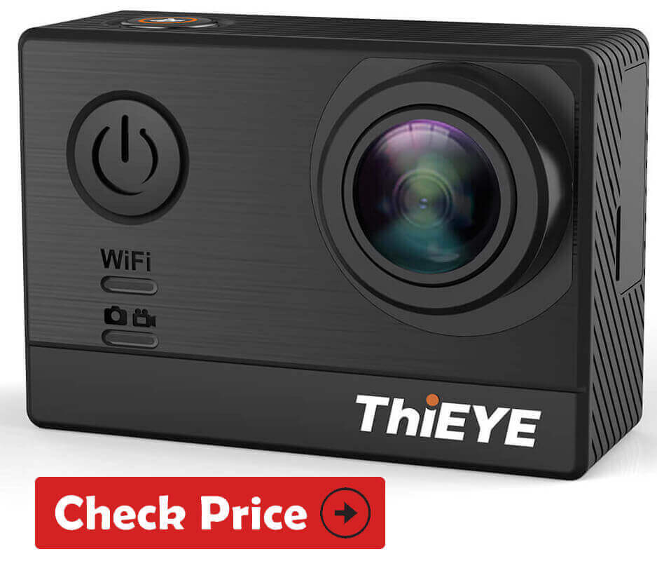 ThiEYE T5e camera under 200