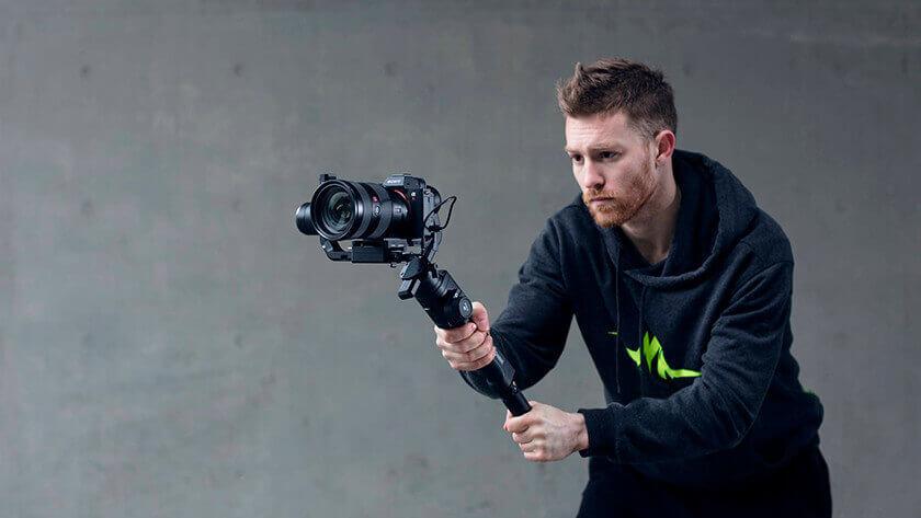 gimbal camera weight